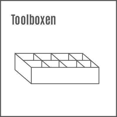 NaniManu Toolboxen