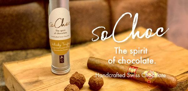 soChoc – Schokolade